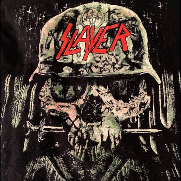 Other - Slayer ☠️ Tee 🤘😝